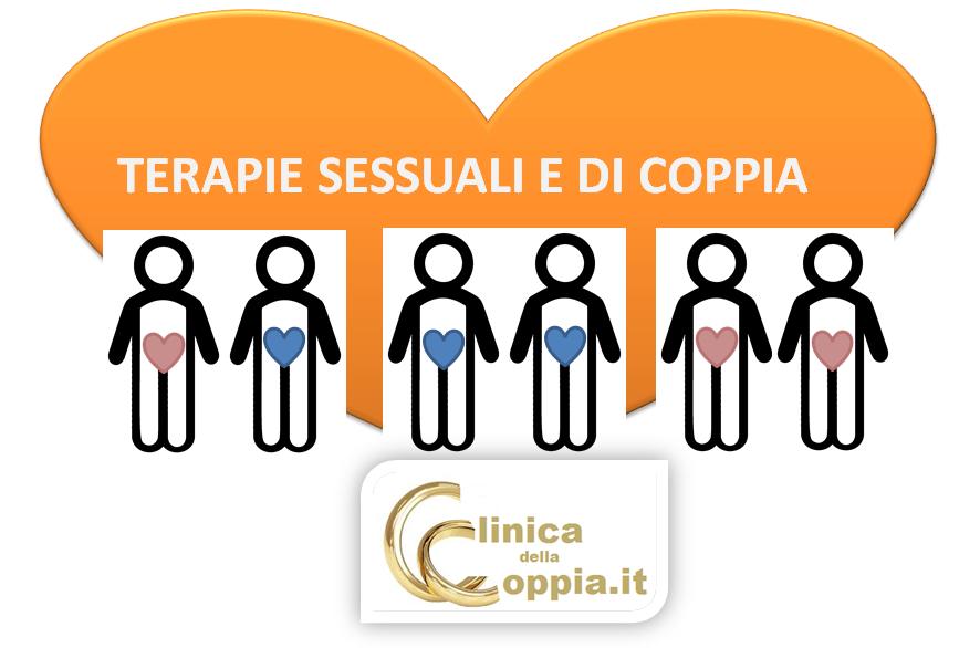 Terapie Sessuali e di Coppia